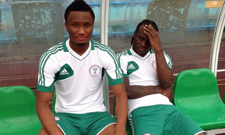 Possible candidates to Mikel's no 10 role in Nigeria