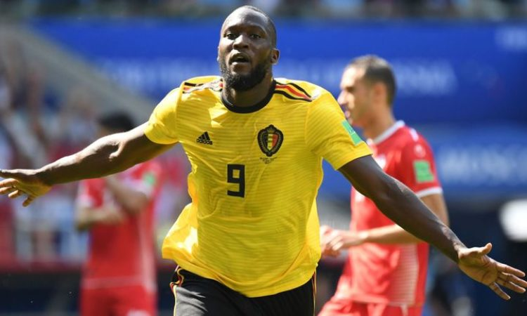 Romelu Lukaku is a serious Golden Boot contender