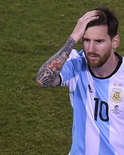 Iceland frustrated Messi and  made a Historical Record Against Argentina