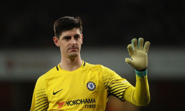 Cheslea are said to finally accept Courtois bid from Real Madrid