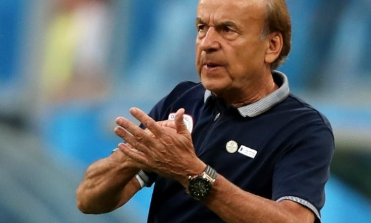 The future is for Nigeria because the spirit is wonderful said Gernot Rohr