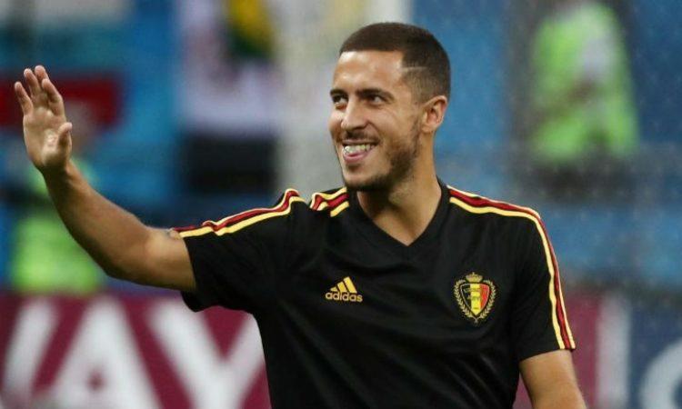 Hazard heaps praise on Mbappe ahead of their semi final match tomorrow