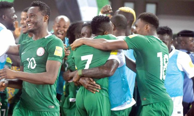 Opinion: Nigeria's Top 5 performers in the World Cup