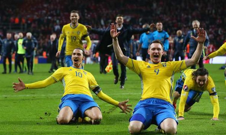 Sweden National team experiences a state of disorder hours before encounter with England