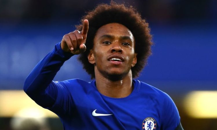 Barcelona ready to sacrifice player plus cash to sign Willian