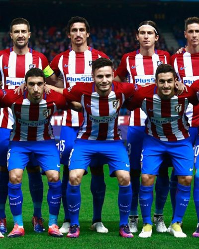 Atletico crash out of UCL