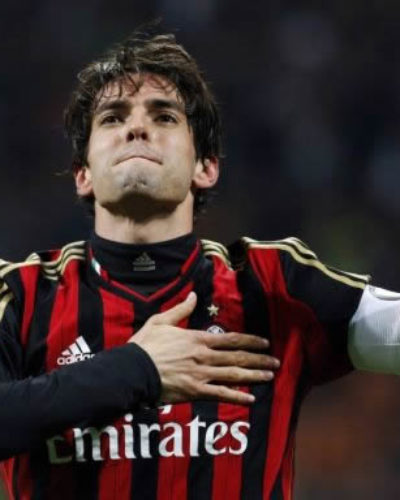 Kaka to make AC Milan return as Montella gets the axe