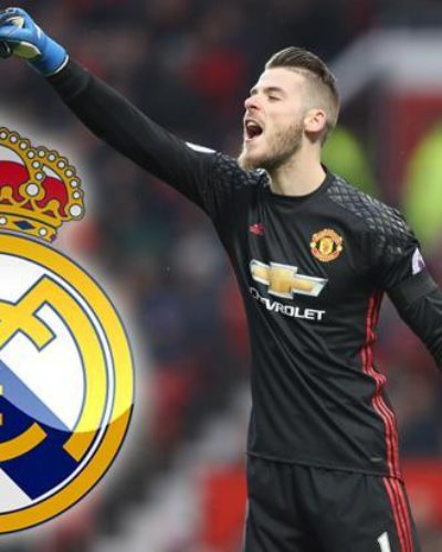 Madrid set to dump De Gea for Courtois