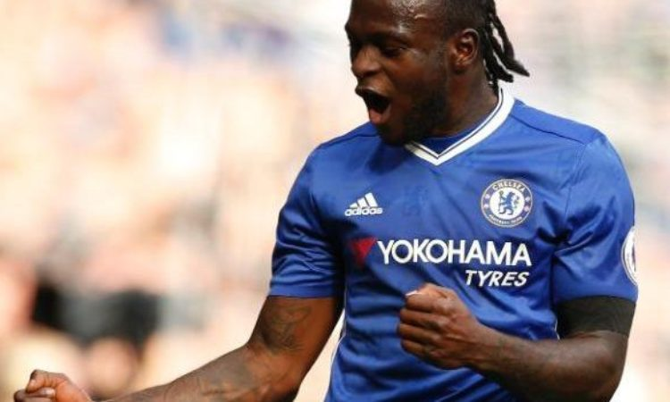 Chelsea Winger Victor Moses Returns After Hamstring Injury