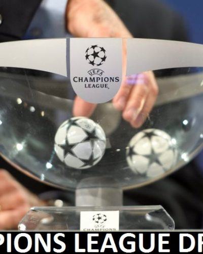 Real Madrid to Face PSG while Chelsea welcomes Barcelona as Champions League Round of 16 Draw is Made