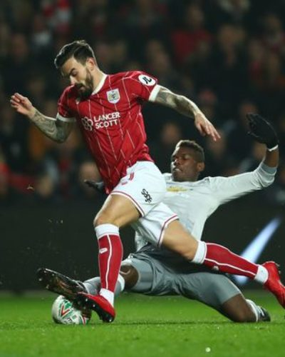 Championship side, Bristol City, Shock United to Book a Place in Carabao Cup Semi Final