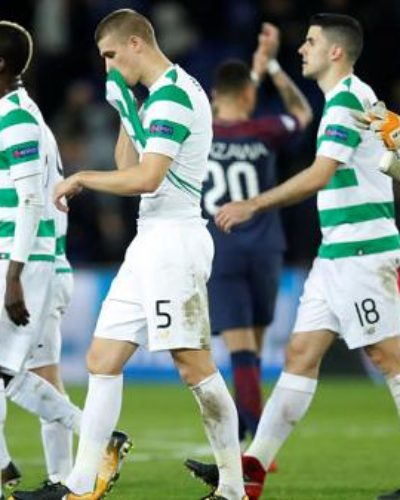 Celtic's Heaviest Loss in 7 years Ends 69-Game Unbeaten Record