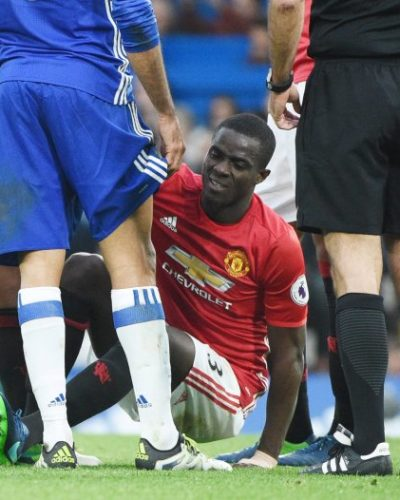 Eric Baily to Be Out for Three Months,United Confirms
