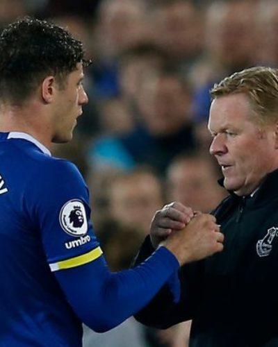 Barkley Going no Where- Says New Everton Boss, Allardyce