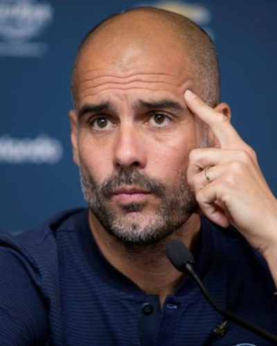 Guardiola Labels Messi's Barcelona as Champions League Favourites Ahead of City