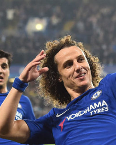 Knee Inflammation to Keep Luiz Out Indefinitely as Morata Makes It back