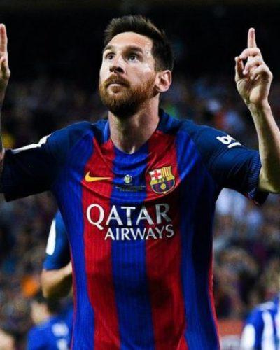 Messi Wins Marca's La Liga Best Player Award for 2016/17 Season
