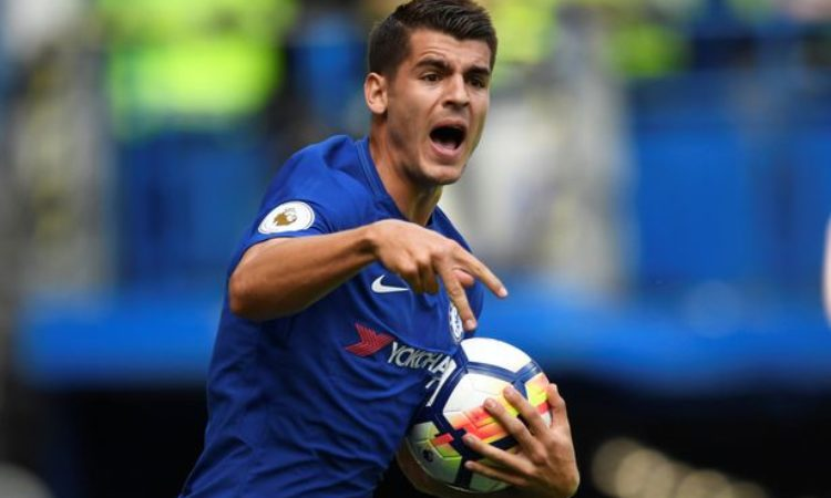 Sarri to start Morata against Mol Vidid
