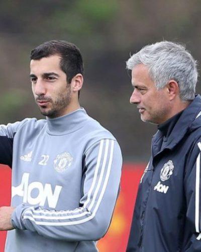 Mourinho Opens Up on Mkhitaryan's Absence
