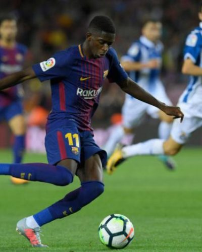 Ousmane Dembele Not an Option for The Clasico, Valverde Declares.