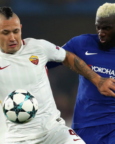 Roma Top Group C as Chelsea Rues Expensive Draw