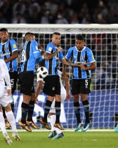 Ronaldo Scores Freekick to Seal Club World Cup Win for Madrid in Abu Dhabi