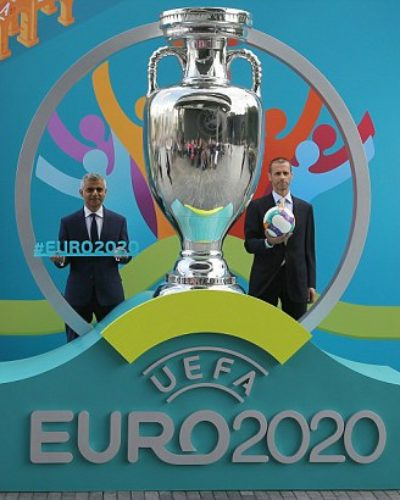 UEFA to Pick St. Petersburg for 2020 European Championship