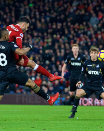 Liverpool in Cruise Mode as they Put Five Past Sorry Swans; Chelsea Win to Close Gap on Winless United