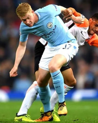 Man City's 20 game winning Record Broken as Shaktar Won