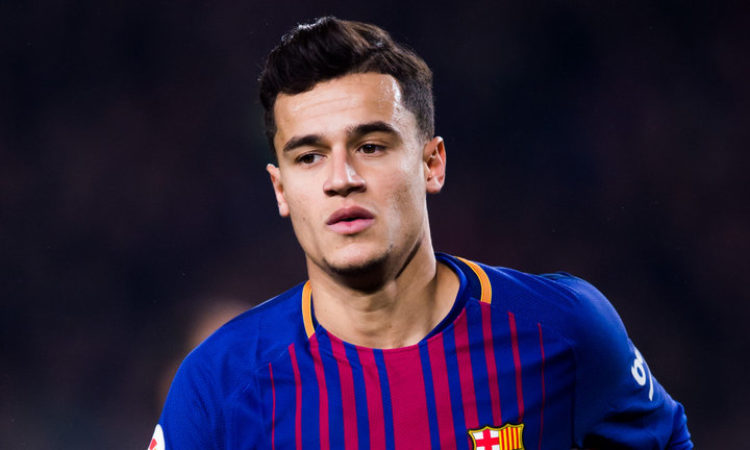 Transfer talk: Barca reveals to Manchester United Coutinho's fee