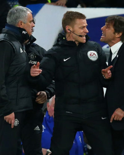 Conte: Mourinho Is A Little Man