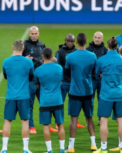 Zidane Holds 90 Minutes Crisis Meeting With Madrid Players