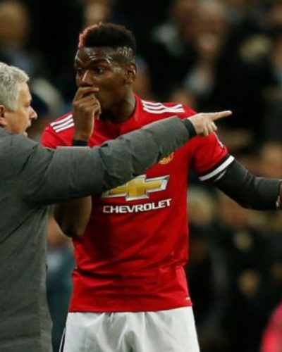 Jose Mourinho Denies Pogba Rift as Transfer Speculation Heats Up