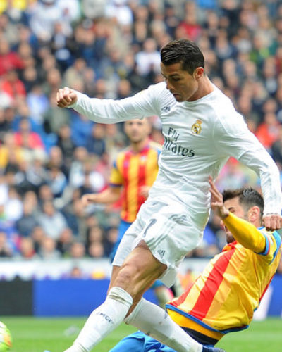 Madrid Leapfrog Valencia to 3rd Position