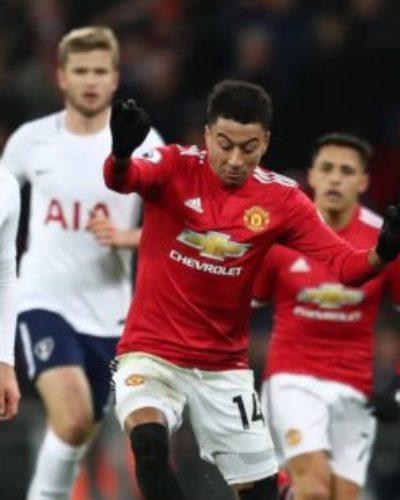 Tottenham Defeated Manchester United at Wembley on Sanchez League Debut