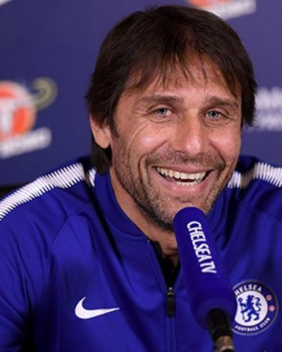 No Italy Job as Conte Vows to Save Chelsea Career