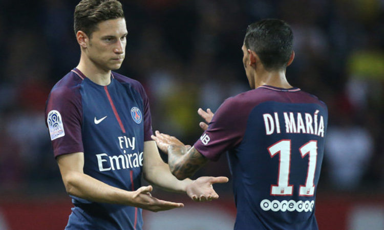 Di Maria and Julian Draxler Could be the Best Pair for Unai Emery