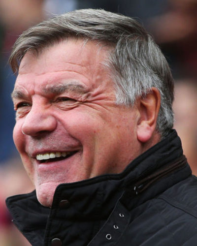 Pressure Piles on Sam Allardyce
