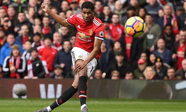 Rashford Steals the Headline in the England Old Firm Derby