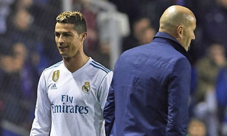 Selection Headache for Zidane Ahead of PSG Game
