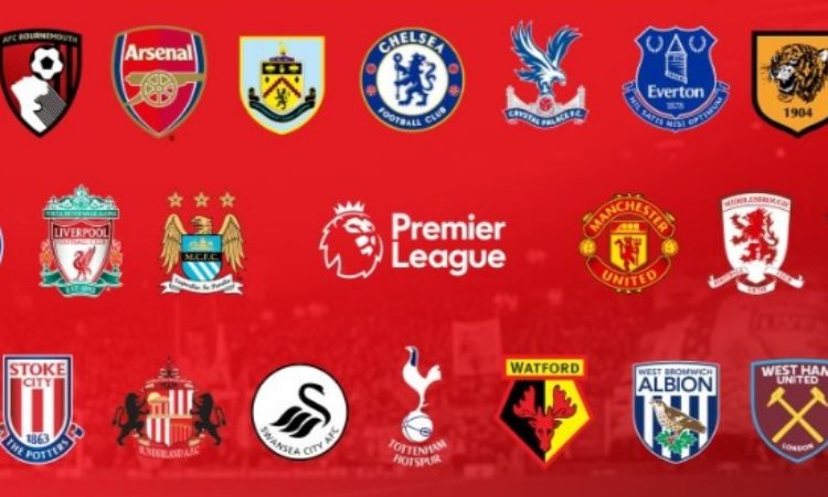 2018/2019 Premier League Fixtures that Will be Played Prior to Chelsea's Europa League Matches