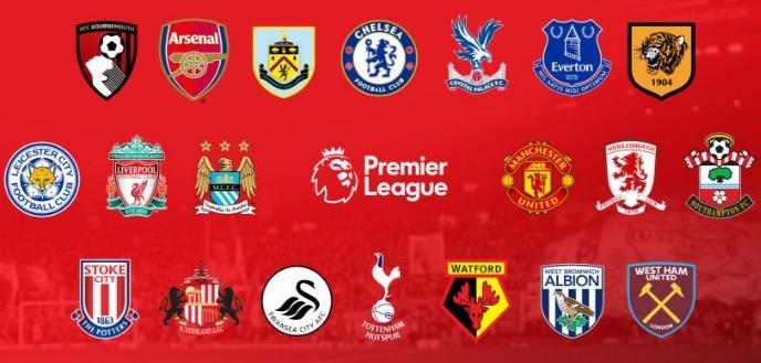 Premier League Clubs: 2018/2019 Premier League Fixtures That Will Be Played