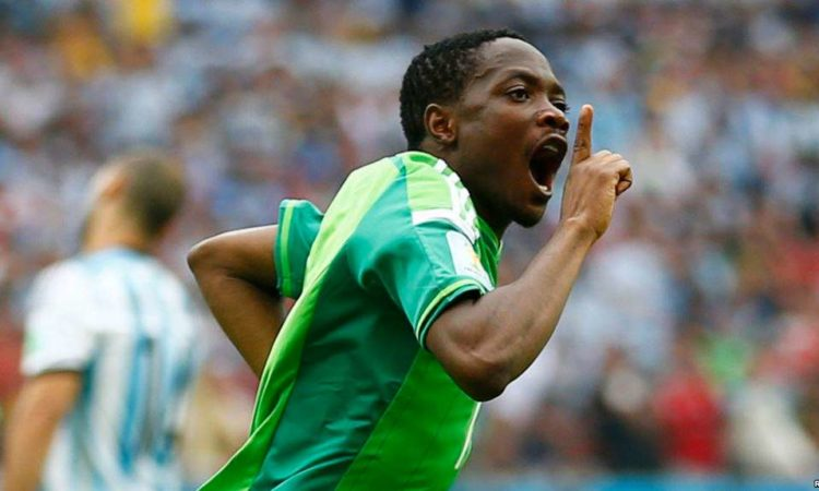Ahmed Musa Eyes Perfect Start to World Cup