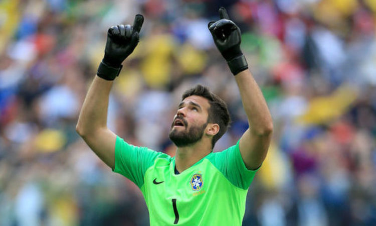 Chelsea is set to leapfrog Liverpool to the signing of Alisson from Roma