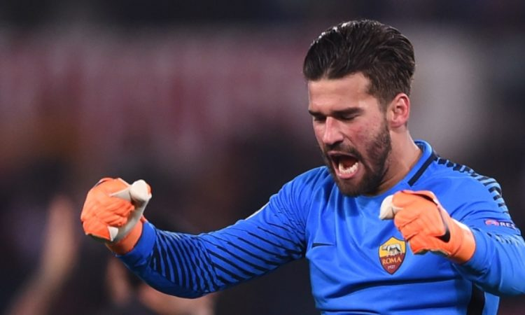 Real Madrid have reportedly pulled out of Alisson's deal, for Chelsea's Thibaut Courtois
