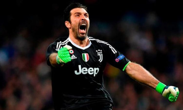 PSG set to announce signing of Gianluigi Buffon in few days