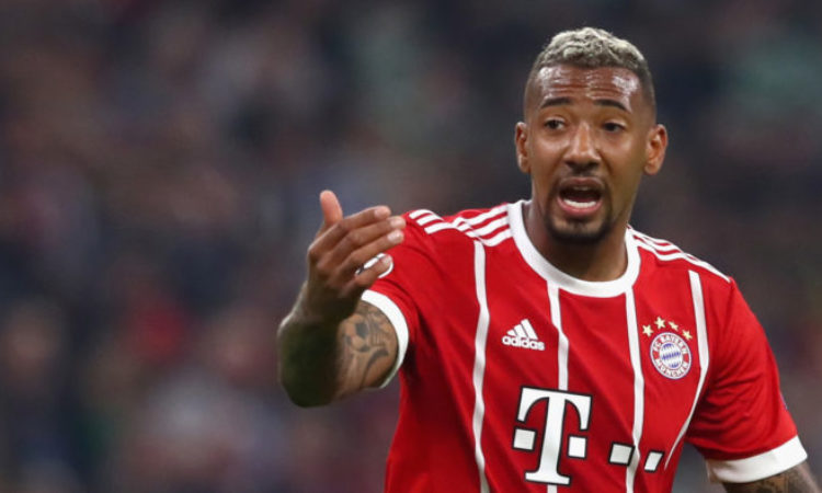 Bayern Munich reportedly told Manchester United their price for Jerome Boateng