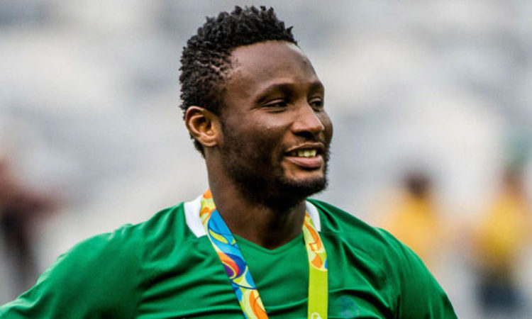 John Obi Mikel- A big doubt against Argentina