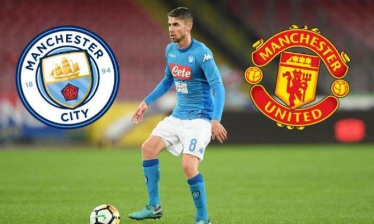 Manchester City Gazump Manchester United to the signing of Jorginho