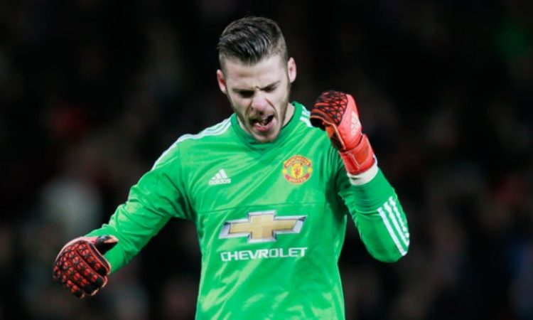 Man United Determined to keep De Gea: Offers Him Irresistible Salary